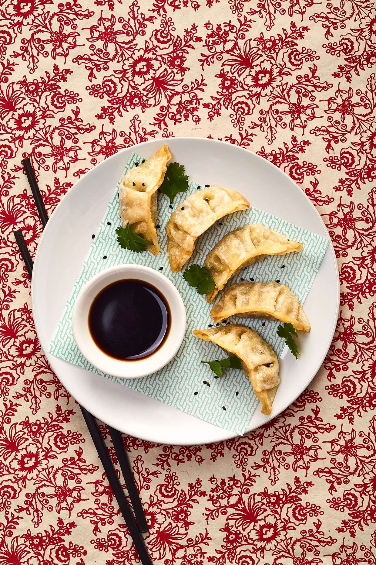 Gyoza Saiko Kitchen, Edinburgh restaurant and food photographer