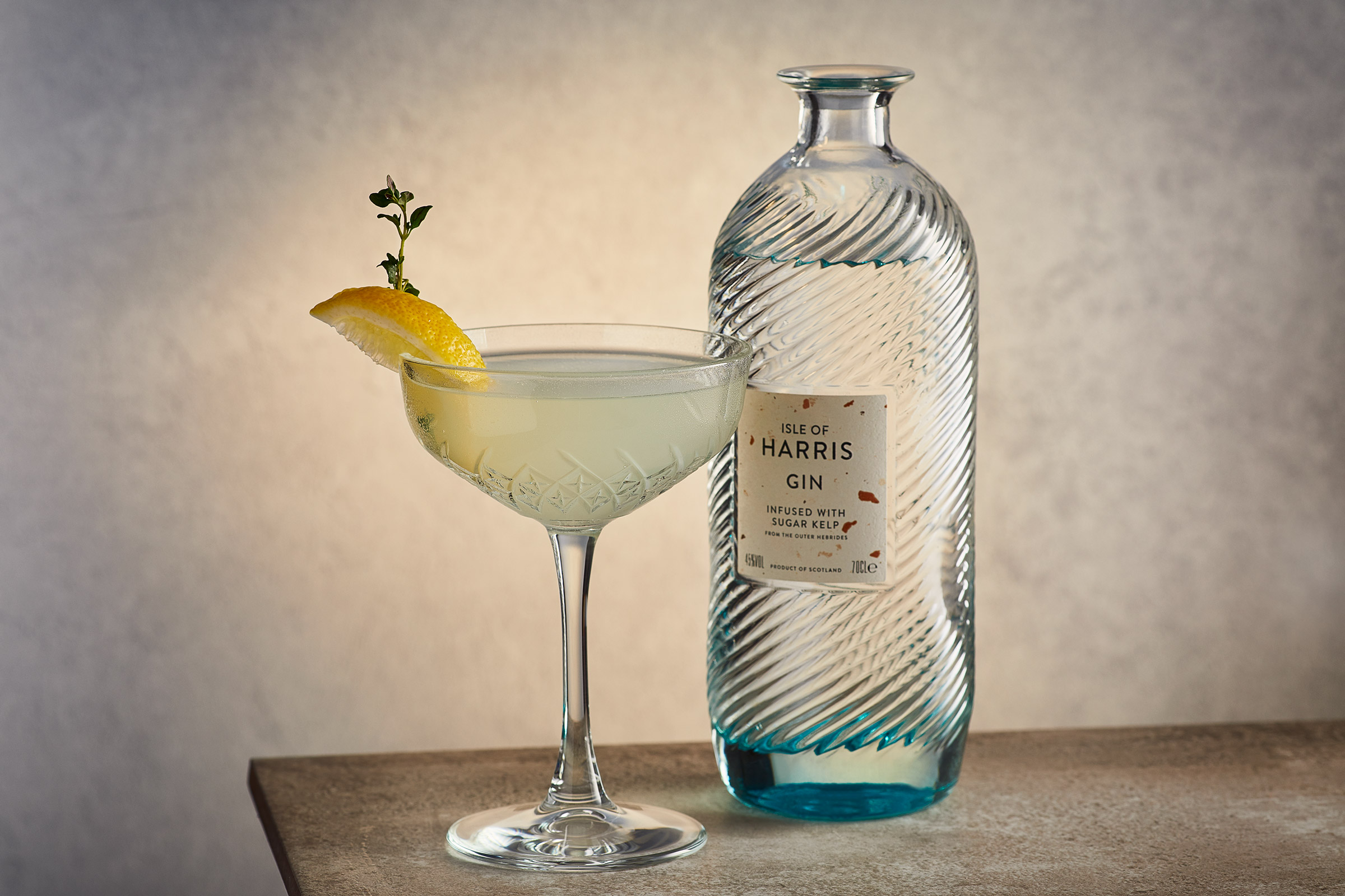 Harris Gin Cocktail