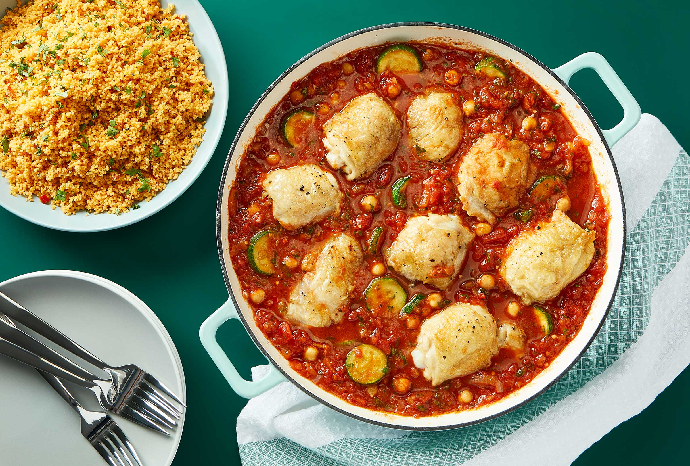 Chicken Tagine and CousCous, Lidl UK