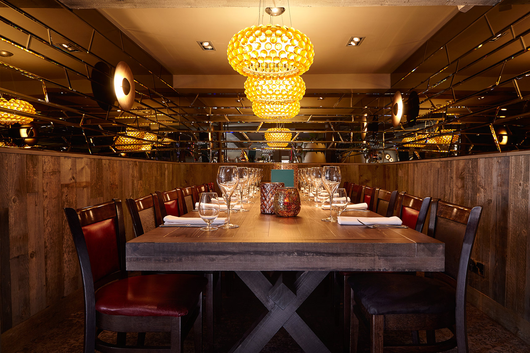 Private Dining Room, The Longhouse, Kilmarnock, Ayrshire, Buzzworks Holdings